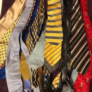 Men's ties bundle of 16